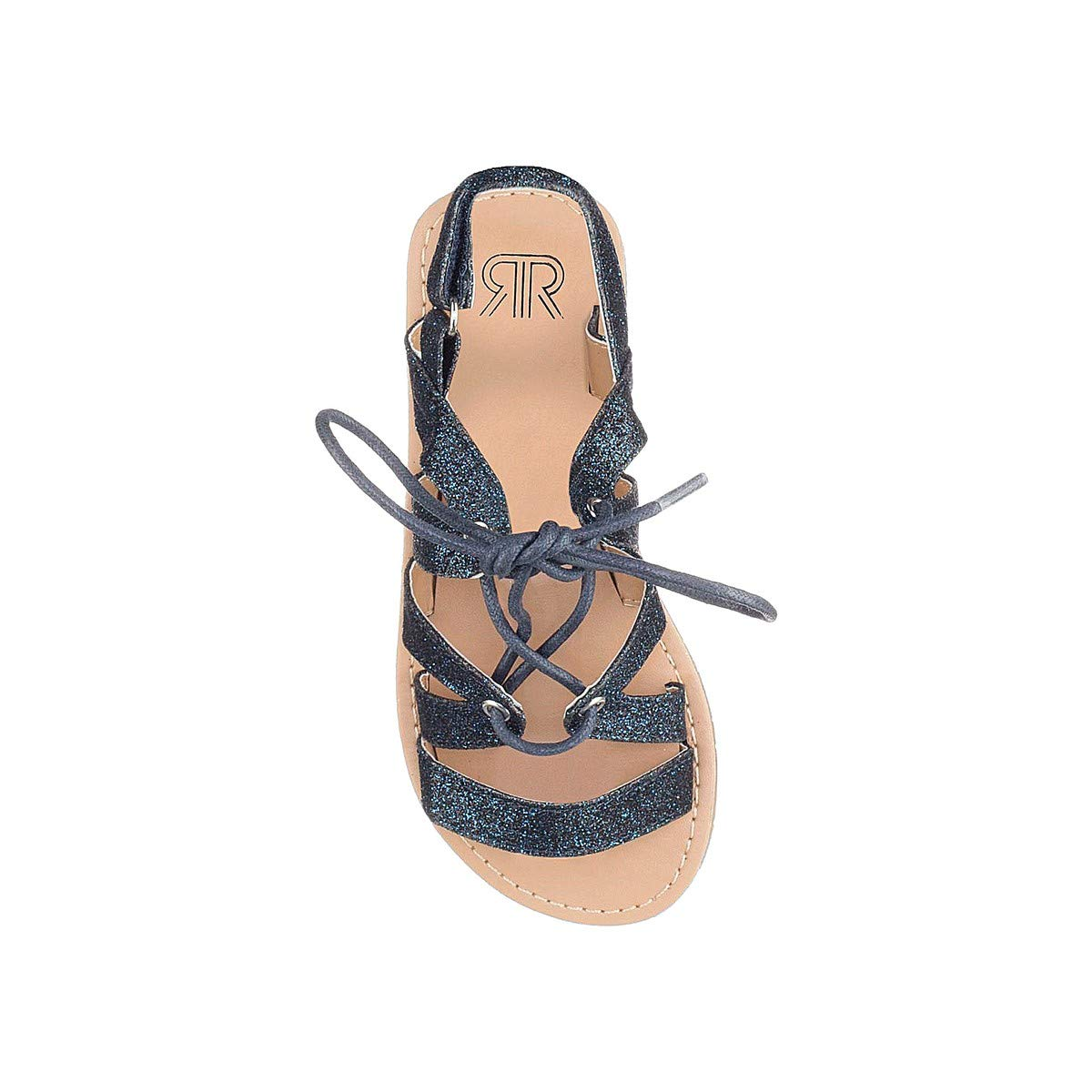 La Redoute Collections Big Girls Sparkly Sandals
