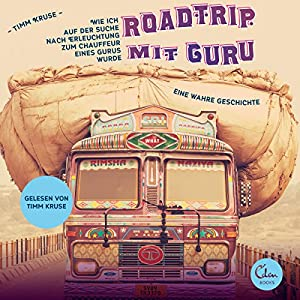 Roadtrip mit Guru Audiobook