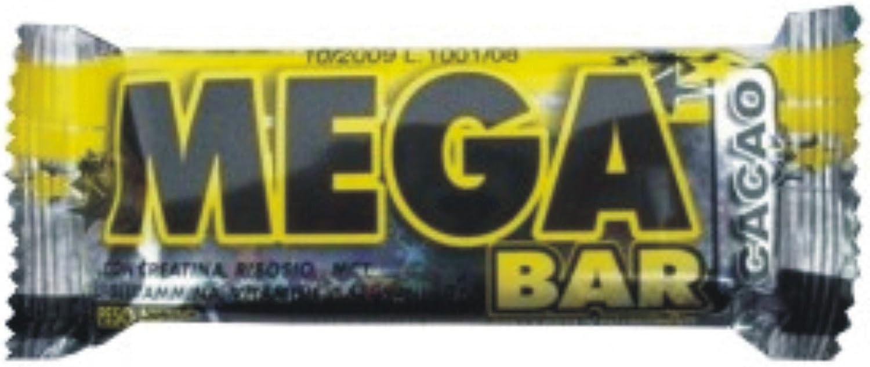24 barras de proteína megabar no cubierta con alto contenido ...