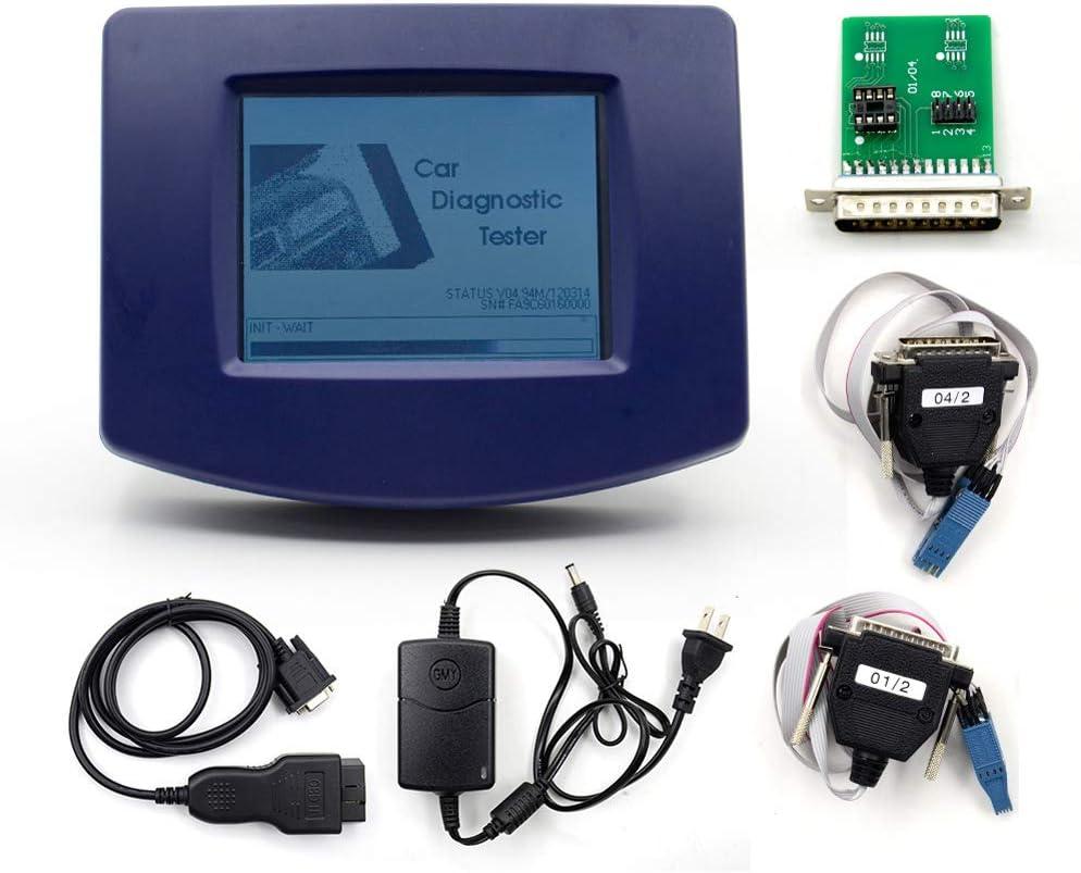 Digi Prog III Digiprog 3 V4.94 OBD Configuration Compteur De Voiture Odom/ètre OBD2 pour Voiture