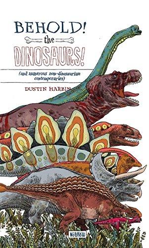 Behold, The Dinosaurs! (Leporello)