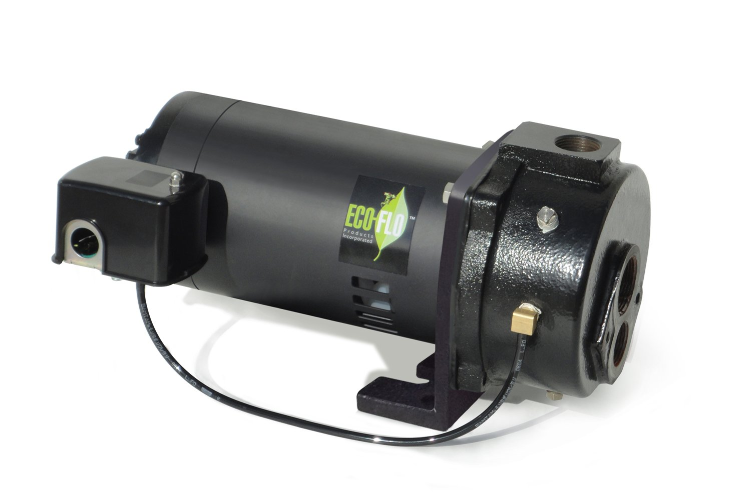 ECO-FLO Products EFCWJ7 Deep Water Well Jet Pump, 3/4 Hp, 7 Gpm