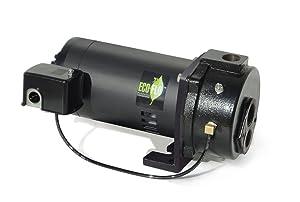 ECO-FLO Products EFCWJ7 Deep Water Well Jet Pump, 3/4 HP, 7 GPM