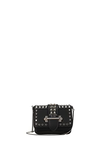 0dddd3734b4bc9 Backpacks and bumbags Prada Women - Leather (1BL004CITYCALFSAFFINERO ...