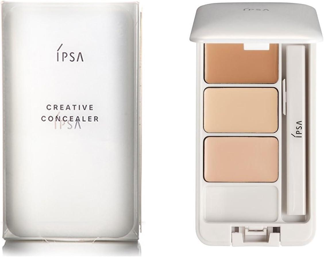 Ipsa Creative Concealer SPF25 4.5g 0.15oz