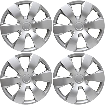 amazon hubcaps 16 inch wheel covers set of 4 hub caps for Chevrolet Sedan hubcaps 16 inch wheel covers set of 4 hub caps for 16in wheels