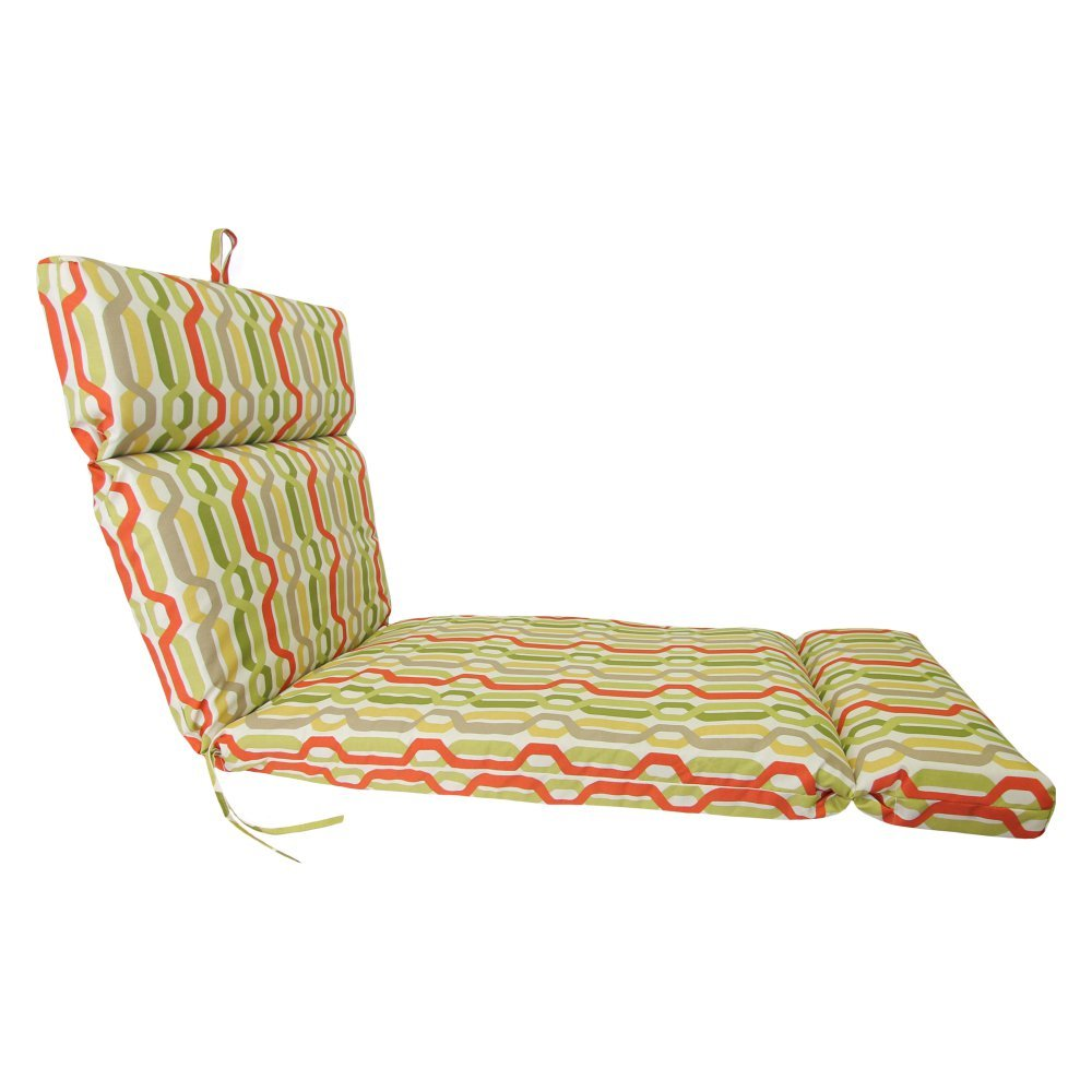 cushions basic latte cushion home merona lounge chaise outdoor at