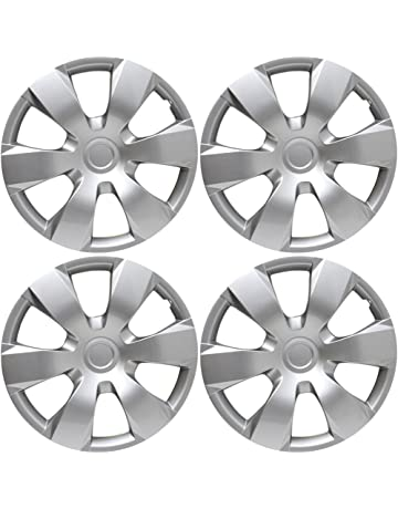 shop amazon hubcaps trim rings hub accessories 2014 Lincoln Town Car hubcaps 16 inch wheel covers set of 4 hub caps for 16in wheels