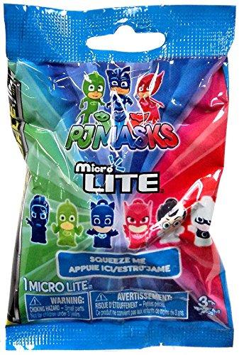 PJ Masks Micro Lites (set of 4 Blind Bags)