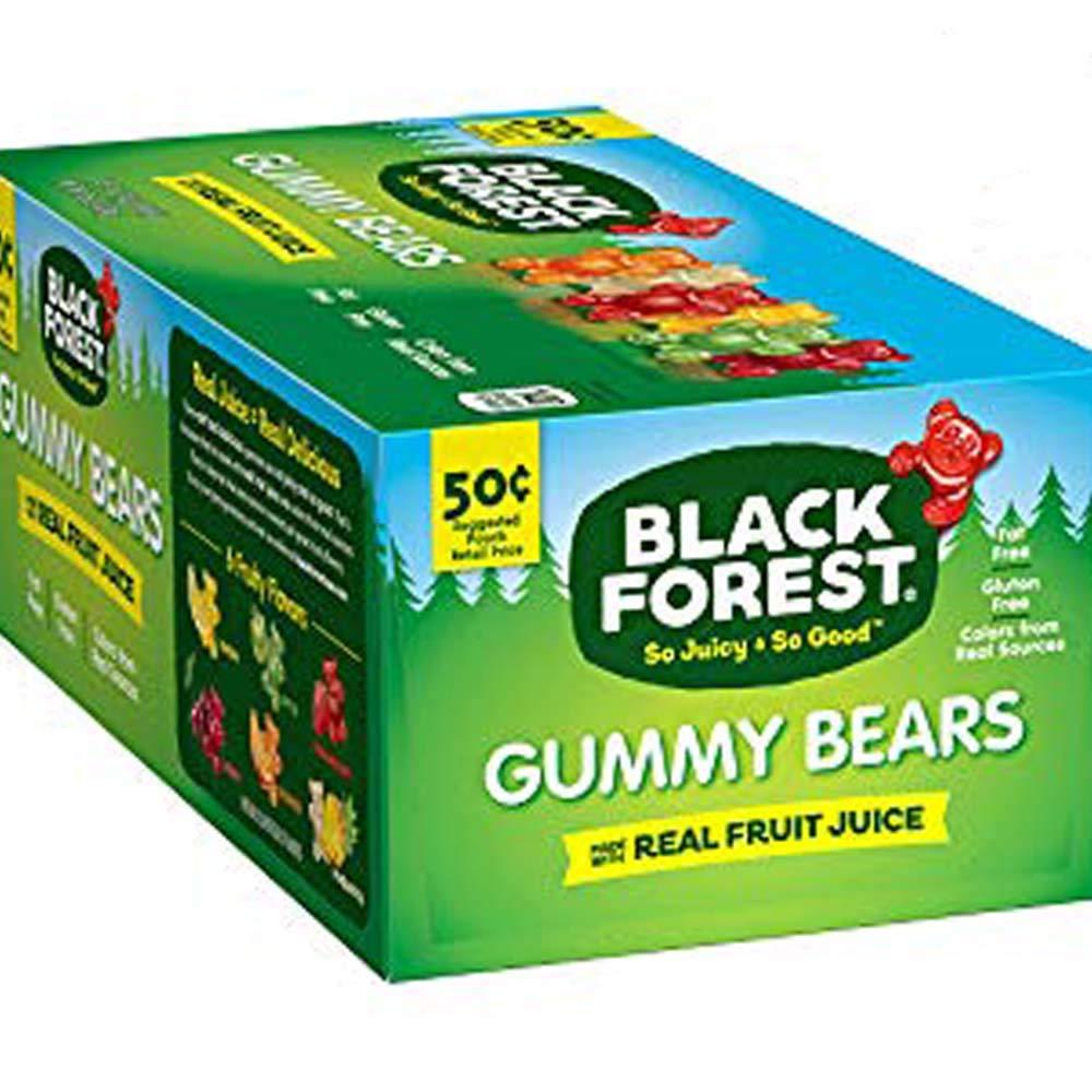 Gummy Bears (24 Pack (1.5 oz))