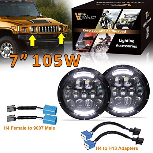 Chevy Astro Halo Headlights - 9