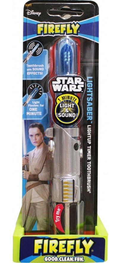 Star Wars rey Sable cepillo de dientes + Inspirational imán