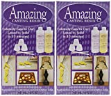 2-PACK - Alumilite Amazing Casting Resin, 16-Ounce