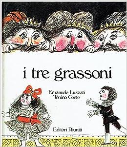 itI Illustrazioni Grassoni Luzzati Libri Di Amazon Tre Emanuele FJlK1c