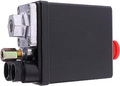 Uniporous Compresor De Aire De Control del Interruptor De Presión ...
