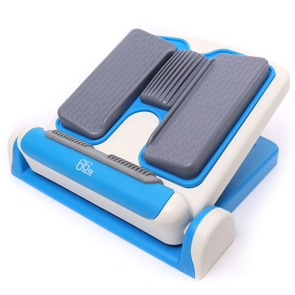 66fit Multi Adjustable Stretch Board - Slant Stretching Achilles Hamstring Calf