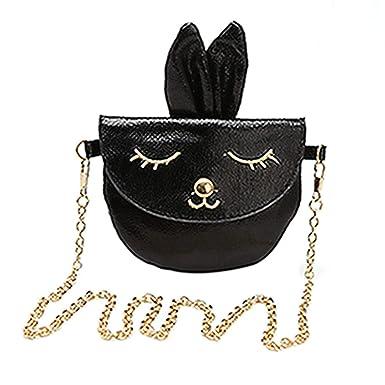 Amazon.com: Bolsas de conejo para niños y niñas, bolso de ...