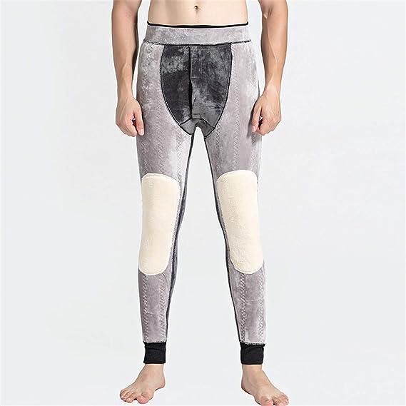 f308d5b97af8e Comradesn Below Zero 30 Degrees Super Warm Men's Merino Wool Leggings  Winter Thermal Underwear Skinny Fleece