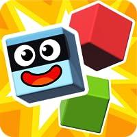 Pango KABOOM! empilhamento de cubos para crianças