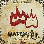 Die Feuerteufel (Wayne McLair 7)   Paul Burghardt