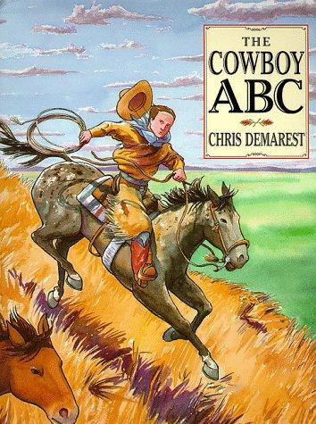 Cowboy A B C ebook