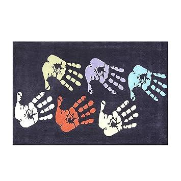 La alfombra XINGUANG Dibujos Animados Sala De Estar Mesa De Café Manta Colchoneta para Niños Colchoneta De Escalada Dormitorio Cama Completa Manta Cama ...