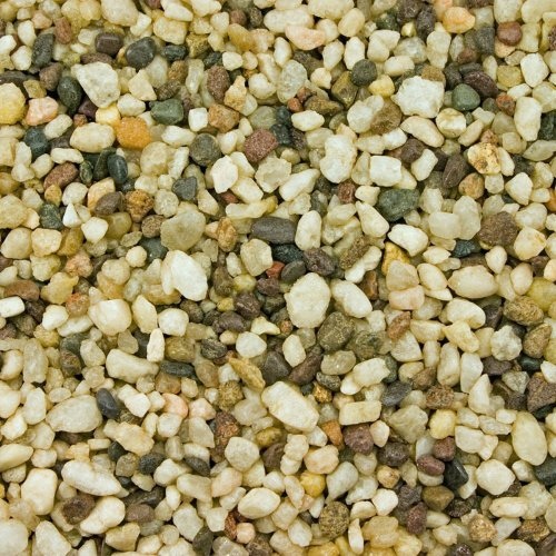 - Spectrastone Nutmeg for Freshwater Aquariums, 25-Pound Bag