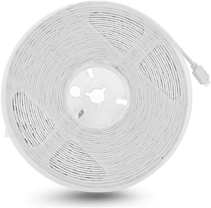 32.8ft Music Sync Led Strip Lights Replacement– Premium Home Décor – Multicolor RGB Led Strip – Adjustable Length