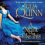 A Night Like This   Julia Quinn