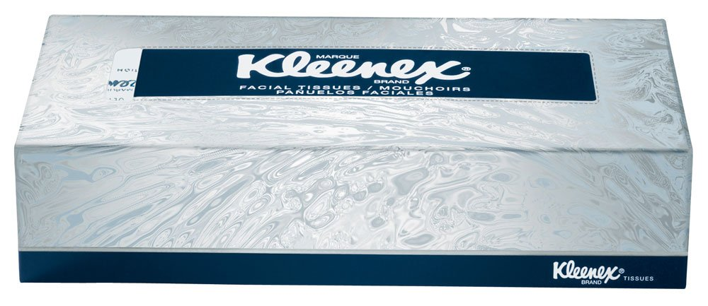 Kimberly-Clark Professional Facial Tissues in Pop-Up Dispenser Box, 100 Sheets Per Box, 36 Boxes per Carton by Kimberly-Clark Professional B002XJH3C4