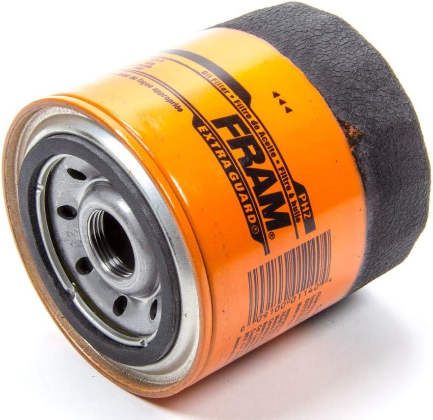 FRAM Extra Guard PH2, 10K Mile Change Interval Spin-On Oil Filter: Automotive