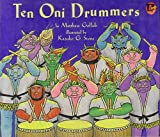 img - for Ten Oni Drummers book / textbook / text book