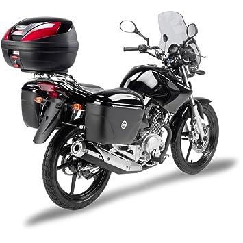 Givi - Soporte Top Case Givi MONOLOCK (SR2104) Yamaha YBR 125: Amazon.es: Coche y moto