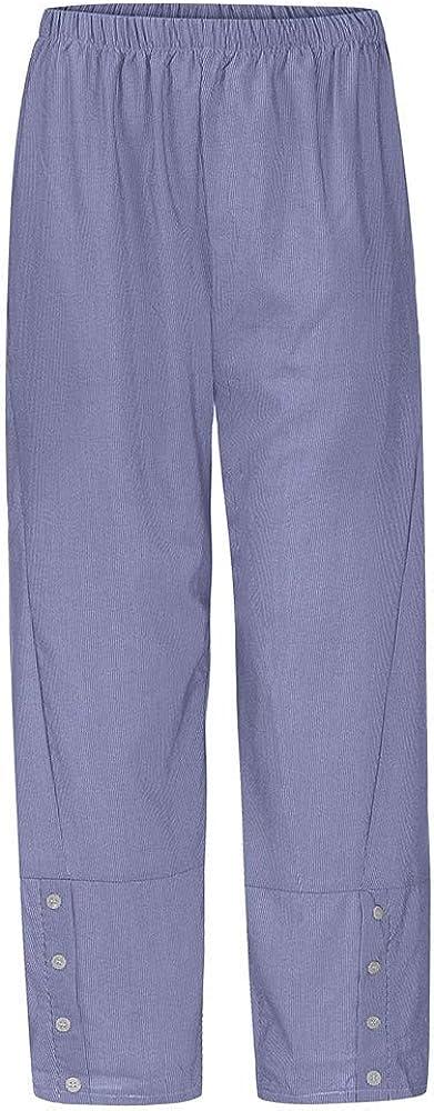 Pantalones Deportivos algodón Modal Harem pantalón Polainas para Deportivo de Mujer Slim fit Pantalones lápiz Gym Yoga Leggings Delgados de Cintura Alta Pantalon Fitness Estiramiento Verano: Amazon.es: Ropa y accesorios