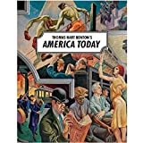 img - for Thomas Hart Benton's America Today book / textbook / text book