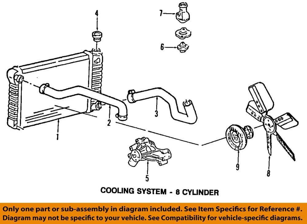 amazon.com: general motors 12632948, engine coolant thermostat: automotive  amazon.com