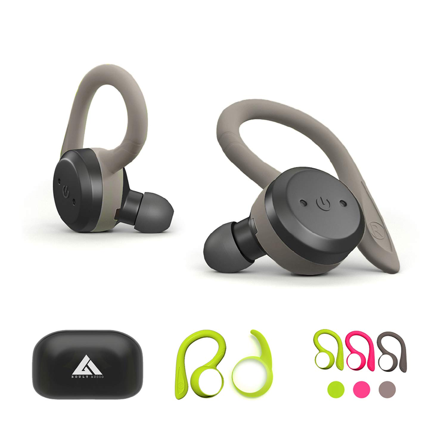 Boult Audio AirBass Tru5ive Bluetooth 5.0 Auto Pairing