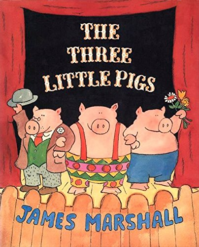 The Three Little Pigs  Picture Puffins
