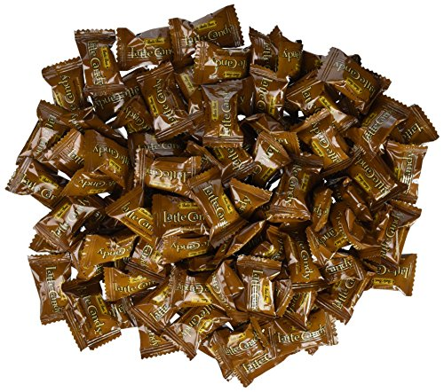 Bali's Best Latte Candy - Bulk 2.2 Lb Bag Latte Candy