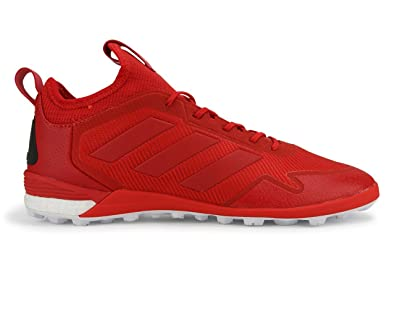 Amazon.com | Adidas Men's ACE Tango 17.1 Turf Soccer Shoes Red ...