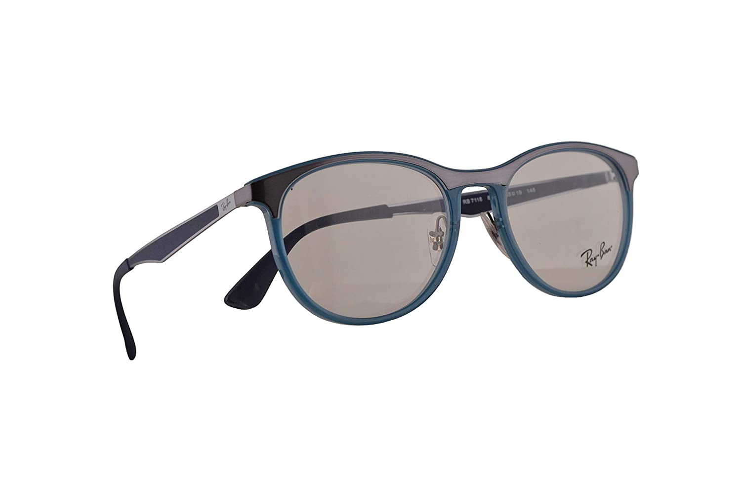 Ray-Ban RB 7116 RX RX7116 RB7116 - Gafas de sol, color azul ...