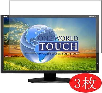 VacFun 3 Piezas HD Claro Protector de Pantalla para One World Touch Lm-2723-43 27