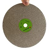 ILOVETOOL 4 inch Diamond Grinding Wheel Flat Lap