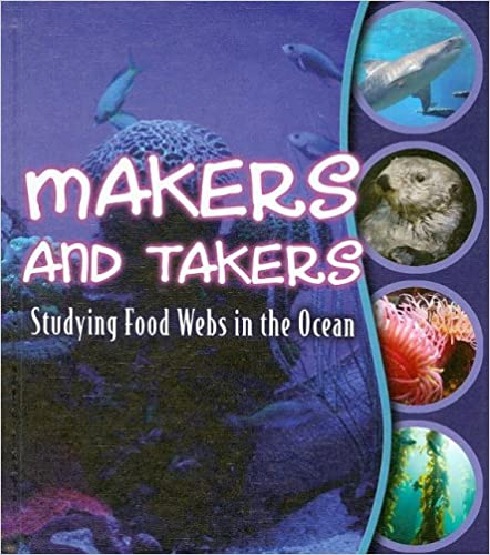 Book Makers and Takers: Studying Food Webs in the Ocean