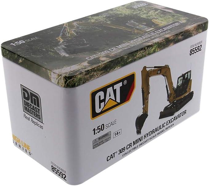 Amazon.com: Diecast Masters 85592 Caterpillar 309 CR ...