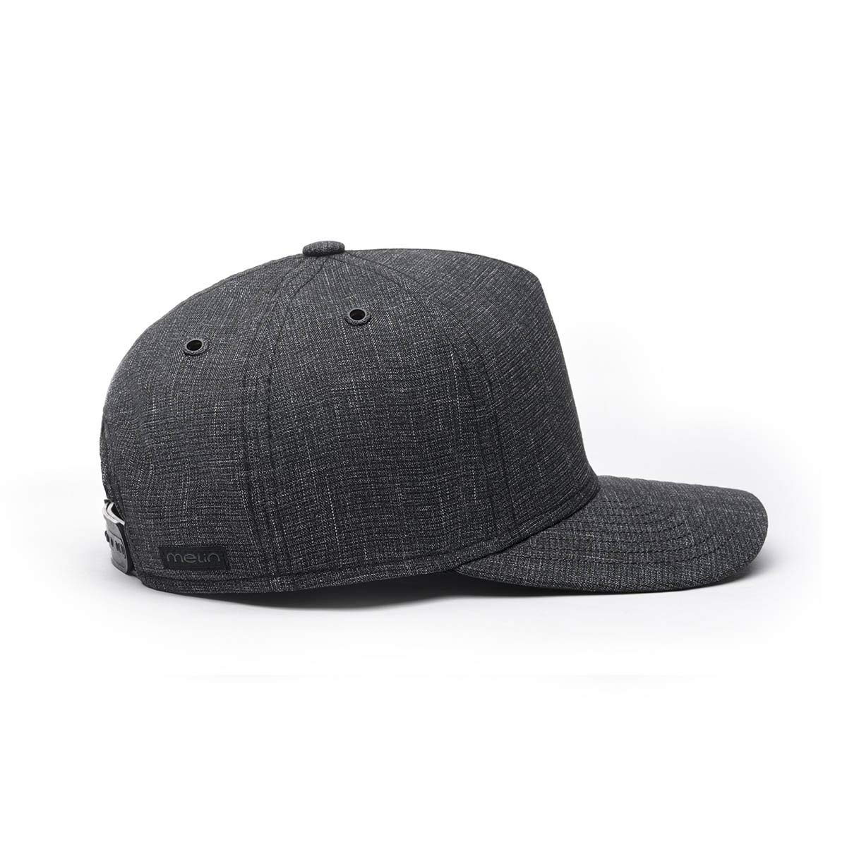 8377eb1447550 melin Men s Odyssey Snapback Hat One Size Charcoal at Amazon Men s Clothing  store