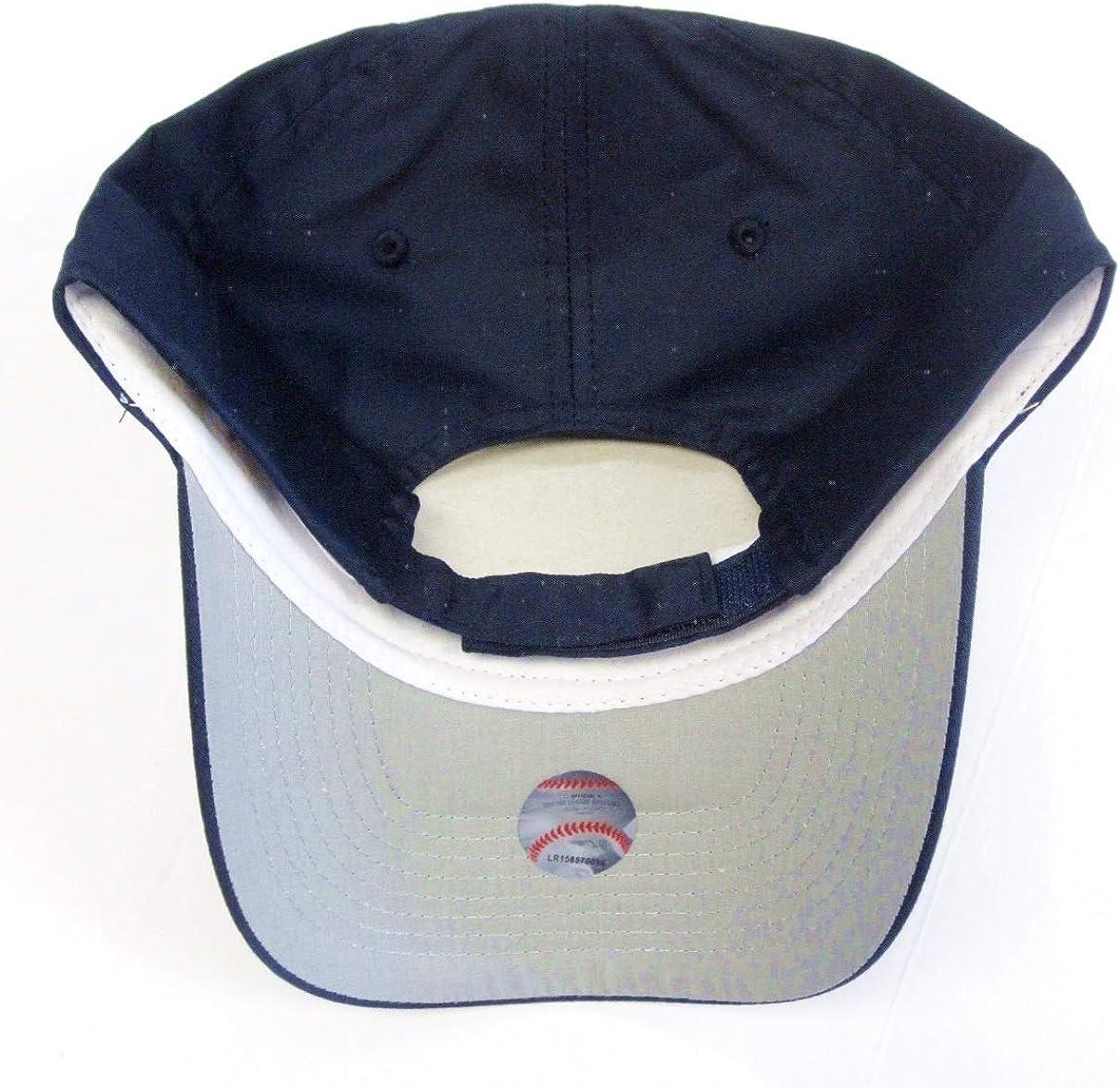 Tampa Bay Rays MLB OC Sports Navy Blue Hat Cap TB Logo Adult Men's Adjustable : Clothing