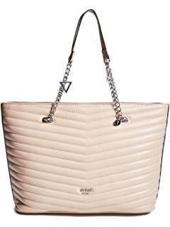 002a568f4b GUESS Factory Women s Mila Quilted Tote