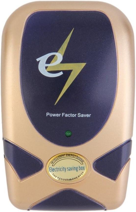Roeam Power Factor Saver Electricity Saving Box Smart Intelligent Efficiency Home Appliance Electronic Energy Electricity 28KW ABS Saving Box Power Factor Saver 90V 250V