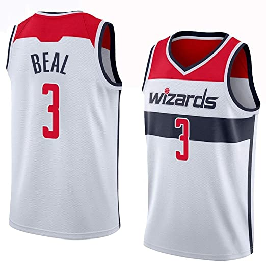 CHXY Camiseta De Baloncesto para Hombre Bradley Beal # 3 NBA ...